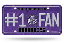 Rico Industries License Plate - #1 Fan