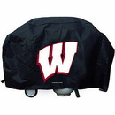 Wisconsin Badgers Grill Cover Economy
