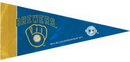 Milwaukee Brewers Mini Pennants - 8 Piece Set