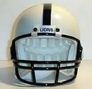 Penn State Nittany Lions Replica Mini Helmet w/ Z2B Mask