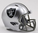 Oakland Raiders Pocket Pro - Speed