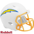 Los Angeles Chargers Helmet Riddell Pocket Pro Speed Style 2020