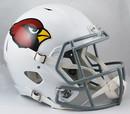 Arizona Cardinals Deluxe Replica Speed Helmet