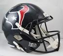 Houston Texans Deluxe Replica Speed Helmet