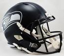 Seattle Seahawks Deluxe Replica Speed Helmet