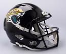 Jacksonville Jaguars Helmet Riddell Replica Full Size Speed Style 2018