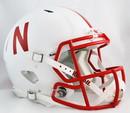 Nebraska Cornhuskers Revolution Speed Pro Line Helmet