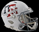 Texas A&M Aggies Revolution Speed Pro Line Helmet - Stars & Stripes