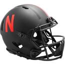 Nebraska Cornhuskers Helmet Riddell Authentic Full Size Speed Style Eclipse Alternate