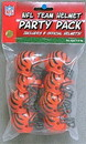 Cincinnati Bengals Team Helmet Party Pack