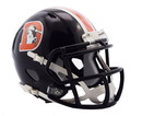 Denver Broncos Helmet Riddell Replica Mini Speed Style Color Rush Special Order
