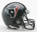 Houston Texans Replica Mini Helmet w/ Z2B Face Mask