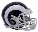 Los Angeles Rams Helmet Riddell Replica Mini VSR4 Style Special Order