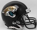 Jacksonville Jaguars Helmet Riddell Replica Mini VSR4 Style 2018
