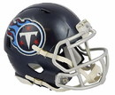 Tennessee Titans Helmet Riddell Replica Mini VSR4 Style 2018 Special Order