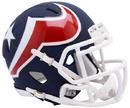 Houston Texans Helmet Riddell Replica Mini Speed Style AMP Alternate