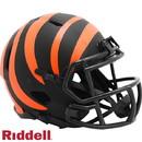 Cincinnati Bengals Helmet Riddell Replica Mini Speed Style Eclipse Alternate Special Order