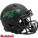 New York Jets Helmet Riddell Replica Mini Speed Style Eclipse Alternate Special Order