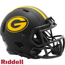 Green Bay Packers Helmet Riddell Replica Mini Speed Style Eclipse Alternate Special Order