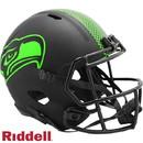 Seattle Seahawks Helmet Riddell Replica Full Size Speed Style Eclipse Alternate Special Order