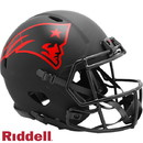 New England Patriots Helmet Riddell Authentic Full Size Speed Style Eclipse Alternate