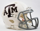 Texas A&M Aggies Helmet Riddell Pocket Pro Speed Style Special Order