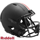 Ohio State Buckeyes Helmet Riddell Replica Full Size Speed Style Eclipse Alternate Special Order
