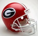 Georgia Bulldogs Riddell Deluxe Replica Helmet
