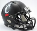 Cincinnati Bearcats Speed Mini Helmet