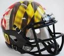Maryland Terrapins Speed Mini Helmet - Pride