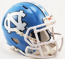 North Carolina Tar Heels Speed Mini Helmet - 2015
