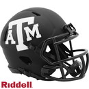 Texas A&M Aggies Helmet Riddell Replica Mini Speed Style Eclipse Alternate Special Order