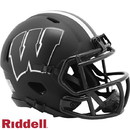 Wisconsin Badgers Helmet Riddell Replica Mini Speed Style Eclipse Alternate Special Order