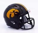 Iowa Hawkeyes Helmet Riddell Pocket Pro Speed Style Special Order