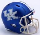 Kentucky Wildcats Helmet Riddell Pocket Pro Speed Style Special Order