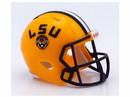 LSU Tigers Helmet Riddell Pocket Pro Speed Style Special Order