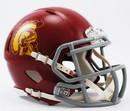 USC Trojans Helmet Riddell Pocket Pro Speed Style Special Order