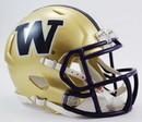 Washington Huskies Helmet Riddell Pocket Pro Speed Style