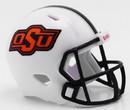 Oklahoma State Cowboys Helmet Riddell Pocket Pro Speed Style Special Order