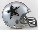 Dallas Cowboys Helmet Riddell Replica Mini VSR4 Style1976 Throwback