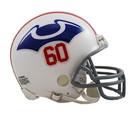 New England Patriot Throwback (1960) Mini Helmet