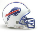 Buffalo Bills 1976-83 Throwback Replica Mini Helmet