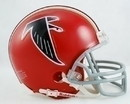Atlanta Falcons Helmet Riddell Replica Mini VSR4 Style 1966-1969 Throwback Special Order