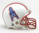 Houston Oilers Helmet Riddell Replica Mini VSR4 Style 1996 Tennessee Throwback