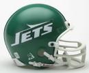 New York Jets 1978-89 Throwback Replica Mini Helmet