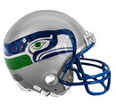Seattle Seahawks Helmet Riddell Replica Mini VSR4 Style 1983-2001 Throwback