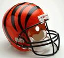 Cincinnati Bengals Riddell Deluxe Replica Helmet