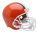 Cleveland Browns 1975-2005 Throwback Riddell Deluxe Replica Helmet
