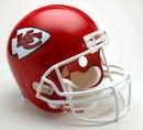 Kansas City Chiefs Riddell Deluxe Replica Helmet