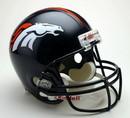 Denver Broncos Riddell Deluxe Replica Helmet
